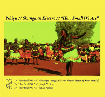 Pollyn featuring Nurse Matlala - How Small We Are (Nozinja's Shangaan Electro Version)