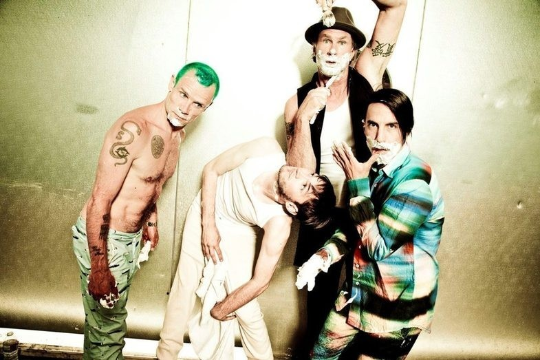 Red Hot Chili Peppers announce first dates of 2012 tour