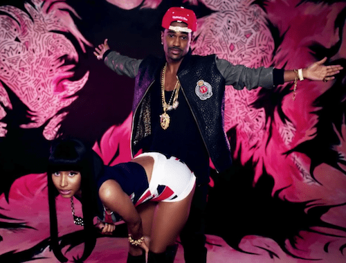 Big Sean featuring Nicki Minaj - Dance (A$$) (Remix)