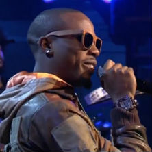 "B.o.B performs ""Strange Clouds"" on Jimmy Fallon"