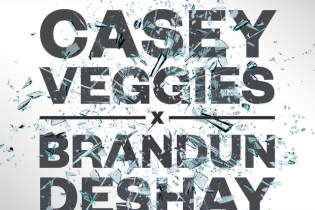 Casey Veggies - Ridin Around Town (Brandun Deshay Remix)