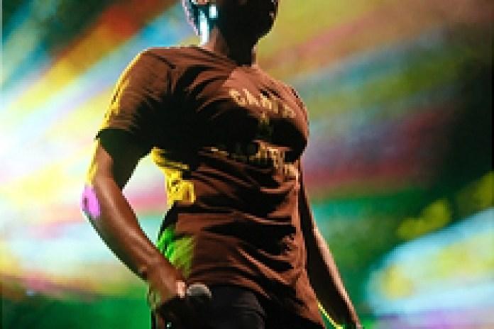 Childish Gambino performs on Jimmy Fallon