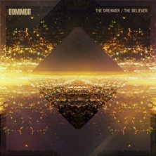 Common - The Dreamer, The Believer (Artwork)