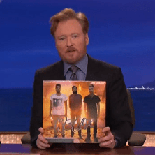 Das Racist – Michael Jackson (Live on Conan)