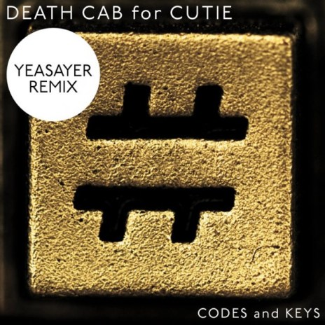 Death Cab for Cutie – Codes and Keys (Yeasayer Remix)