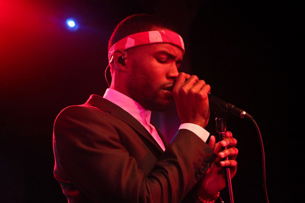 Frank Ocean performs first New York City concert