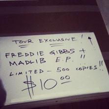 Freddie Gibbs & Madlib announce EP