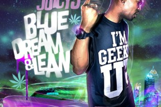Juicy J - Blue Dream & Lean (Mixtape)