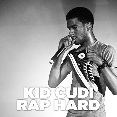 KiD CuDi - Rap Hard (Mixtape)