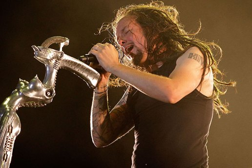 Preview Korn's new dubstep album 'The Path of Totality'