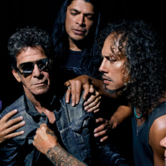 LouTallica (Lou Reed & Metallica) converse with Interview Magazine