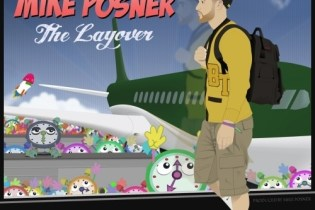 Mike Posner - The Layover (Mixtape)