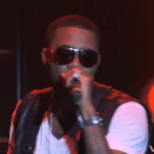 Nas featuring Damien Marley - Dispear (Live from Wembley Arena)