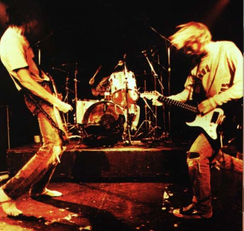 Nirvana, April 1990 @ ManRay in Cambridge