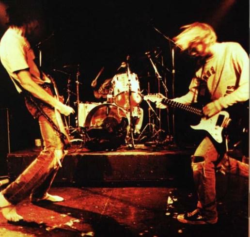 Nirvana, April 1990 @ ManRay in Cambridge