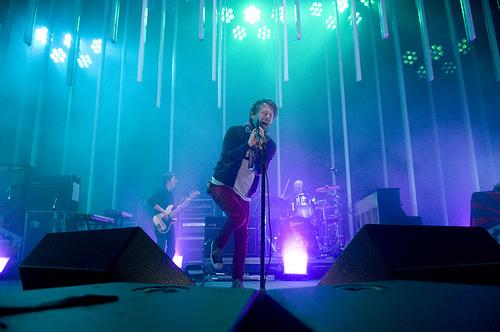 Radiohead announce U.S. tour