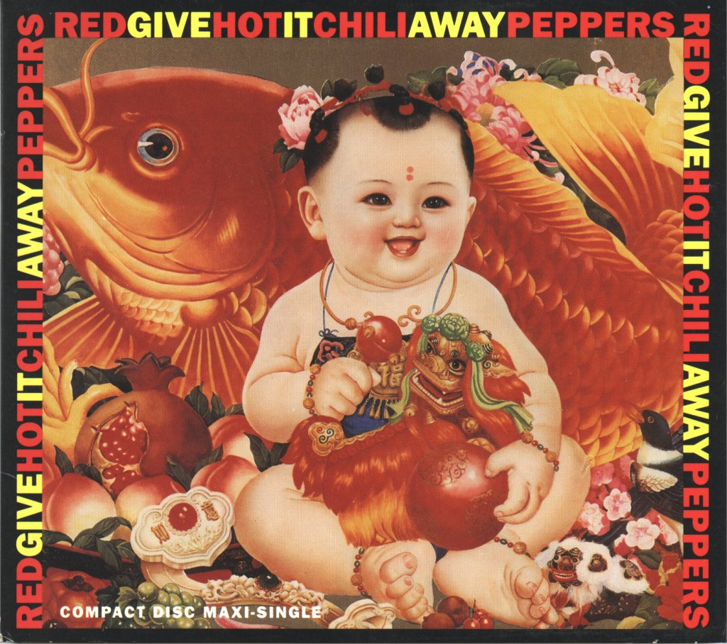 Red Hot Chili Peppers – Give It Away (Psymbionic Remix)