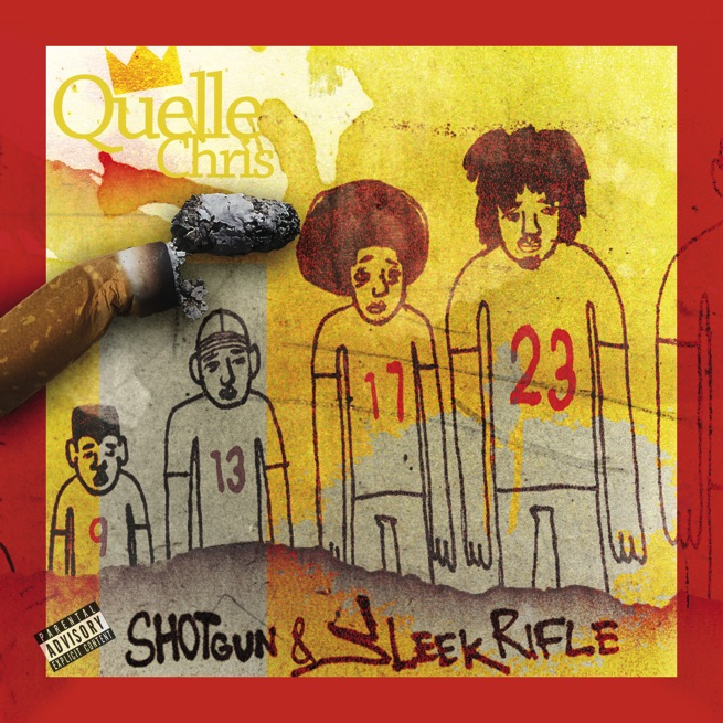 Quelle Chris featuring Roc Marciano - Slaves (Produced by House Shoes)