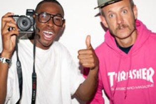 Tyler, the Creator and Friends by Terry Richardson