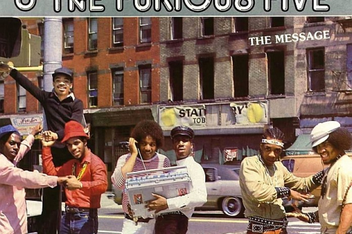 """Grandmaster Flash & The Furious Five's """"The Message"""" inducted into Grammy Hall of Fame"""