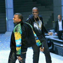 Kanye West & Jay-Z perform at 2011 Victoria's Secret Fashion Show