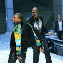 Kanye West & Jay-Z perform at 2011 Victoria's Secret Fashion Show