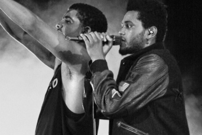 Drake featuring The Weeknd - The Ride