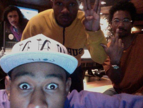 Tyler, the Creator, Frank Ocean and Toro Y Moi working on collaboration