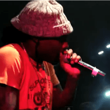 Wale's 'Ambition' album release concert @ NYC's Highline Ballroom