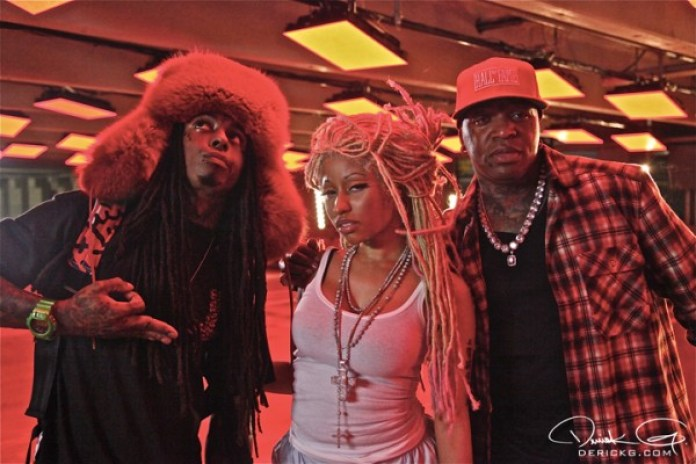 Birdman featuring Nicki Minaj & Lil Wayne - Y.U. Mad