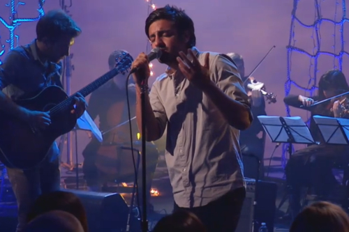 Young the Giant - Empire Ants (Gorillaz Cover) (Live on MTV Unplugged)