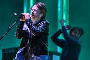 Radiohead - Putting Ketchup in the Fridge