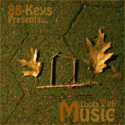 88-Keys Presents Locksmith Music (Mixtape)