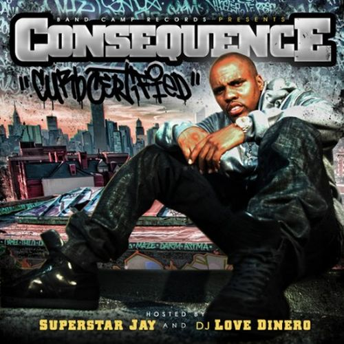 Consequence - Curb Certified (Mixtape)