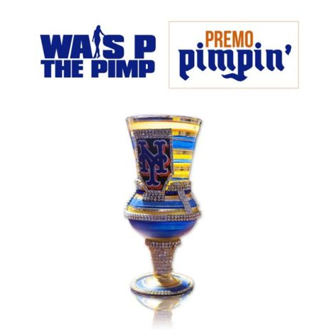 Hypetrak Premiere: Wais P - Premo Pimpin' (Mixtape)
