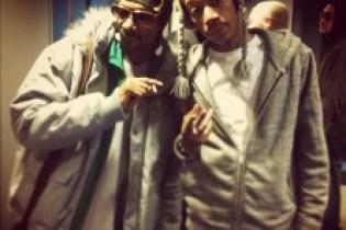 Snoop Dogg & Wiz Khalifa -Young, Wild & Free (Live on Jimmy Fallon)