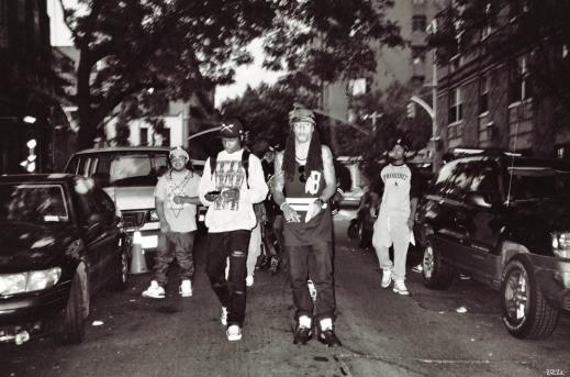 A$AP Mob's Funkmaster Flex Freestyle