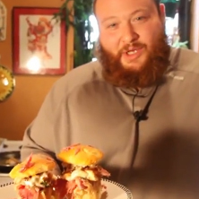 At Home With Action Bronson