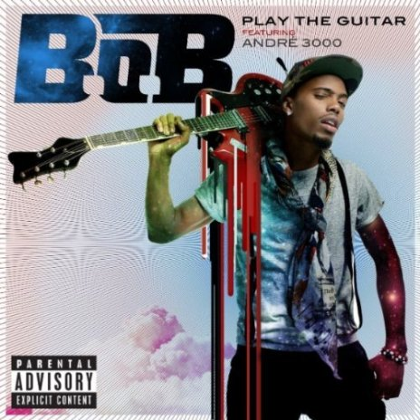 B.o.B featuring Andre 3000 - Play The Guitar (Snippet)