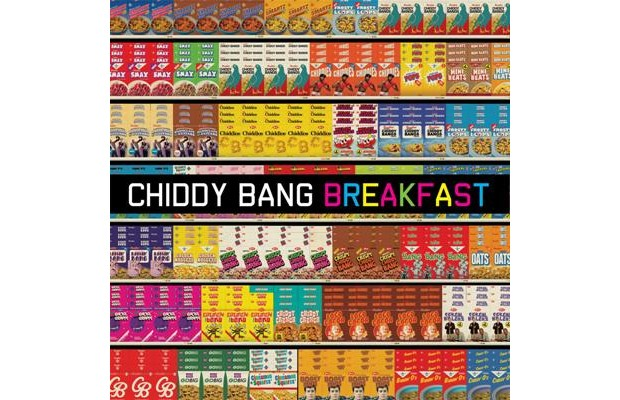 Chiddy Bang reveals album cover and tracklist for major label debut