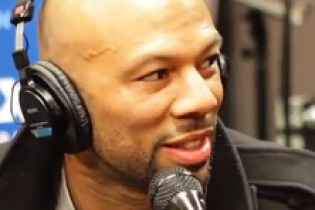 Common calls out Drake (Video)