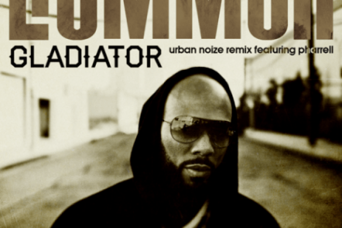 Common - Gladiator (Urban Noize Remix)