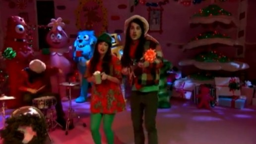 Cults perform on 'Yo Gabba Gabba!'
