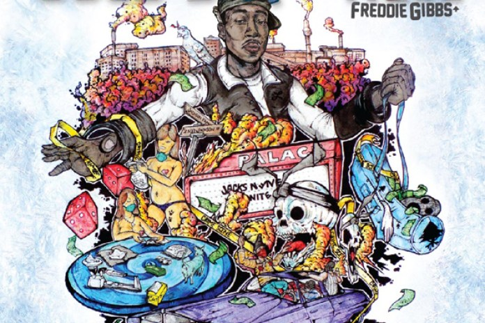 Freddie Gibbs – Cold Day In Hell (Lyric Book)