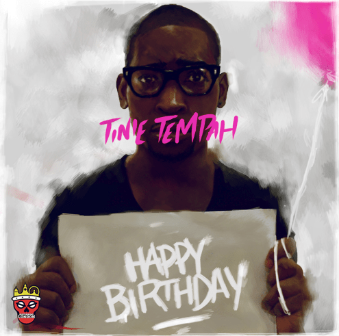 Tinie Tempah - Happy Birthday (EP)
