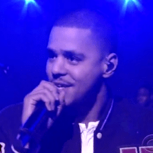 J. Cole - Work Out (Live on Letterman)