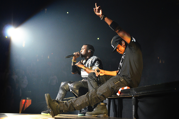 """JAK & JIL: Kanye West and Jay-Z """"Watch the Throne"""""""