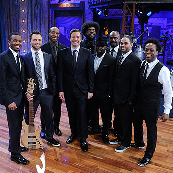 The Roots on Late Night with Jimmy Fallon