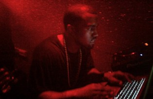 Kanye West debuts new music during his first ever DJ set