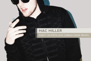 Hypetrak Premiere: Mac Miller - Party On Fifth Ave. (Urban Noize Remix)